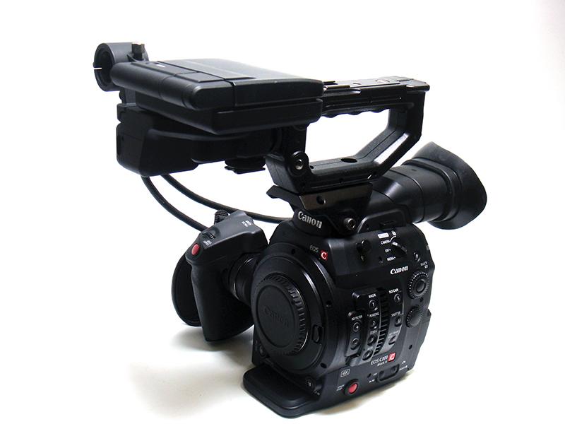 Canon EOS C300 Mark II Digital Cinema Camera